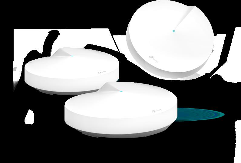 Deco M9 Plus er diskré, kompakte og lette å plassere.