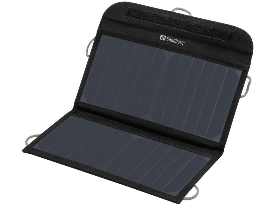 Sandberg Solar Charger er overbevisende velkonstruert.