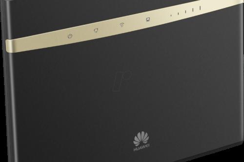 Huawei B525 fås i svart eller hvit.