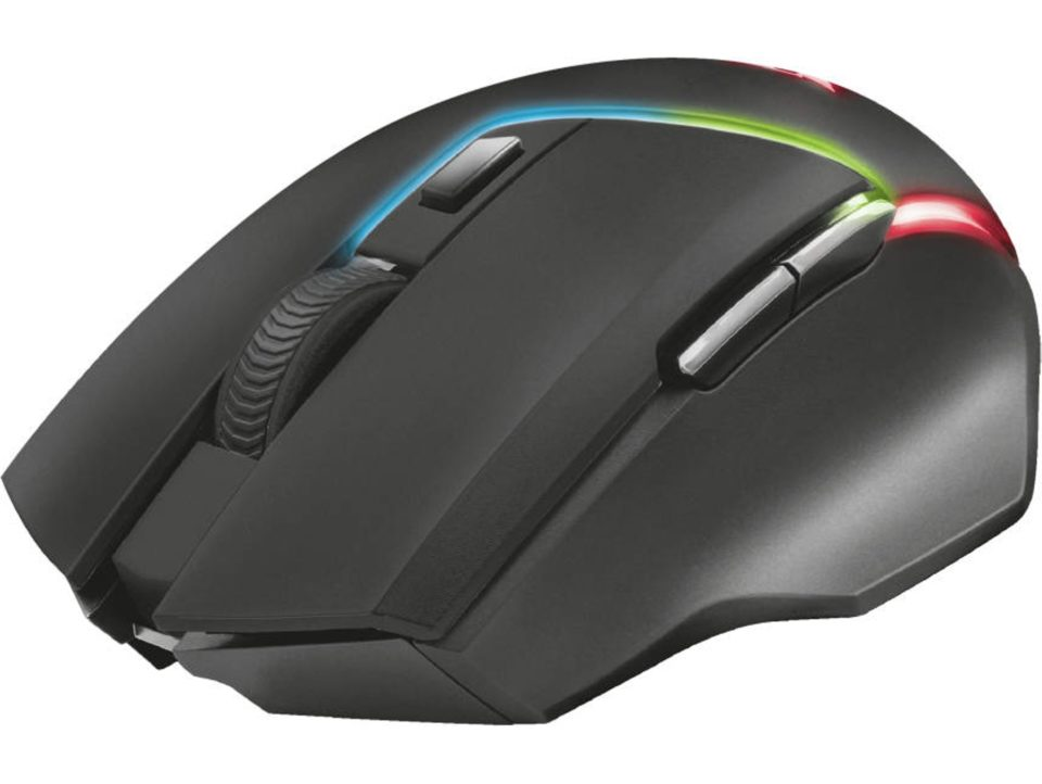 Ubrugte Trust GXT 161 Disan Wireless Gaming Mouse - Testsonen YG-43