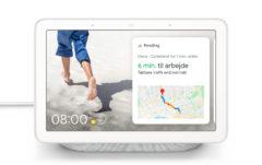 Google Nest Hub gir ekstra muligheter med Googles digitale assistent.
